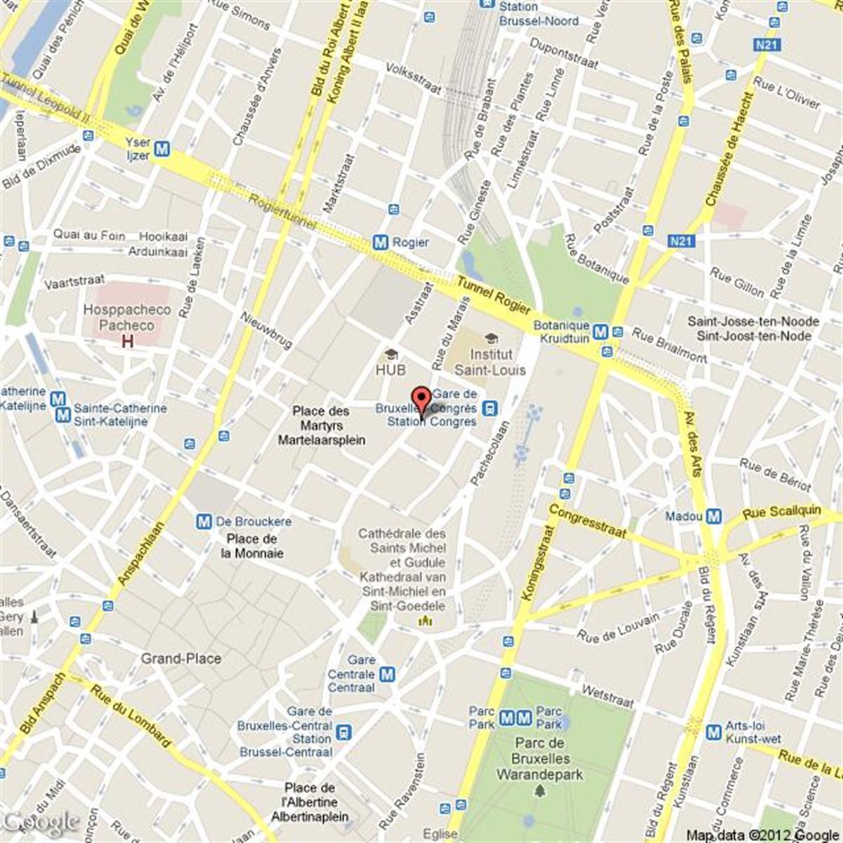 MARAIS 49-55 CENTER HOUSE - Bruxelles - #2974649-5