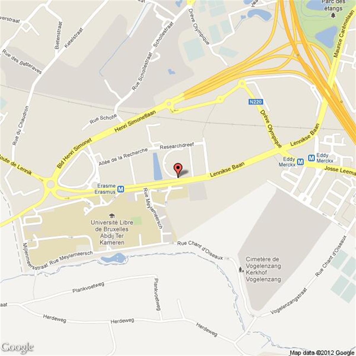 THE CRESCENT - Anderlecht - #2974702-3