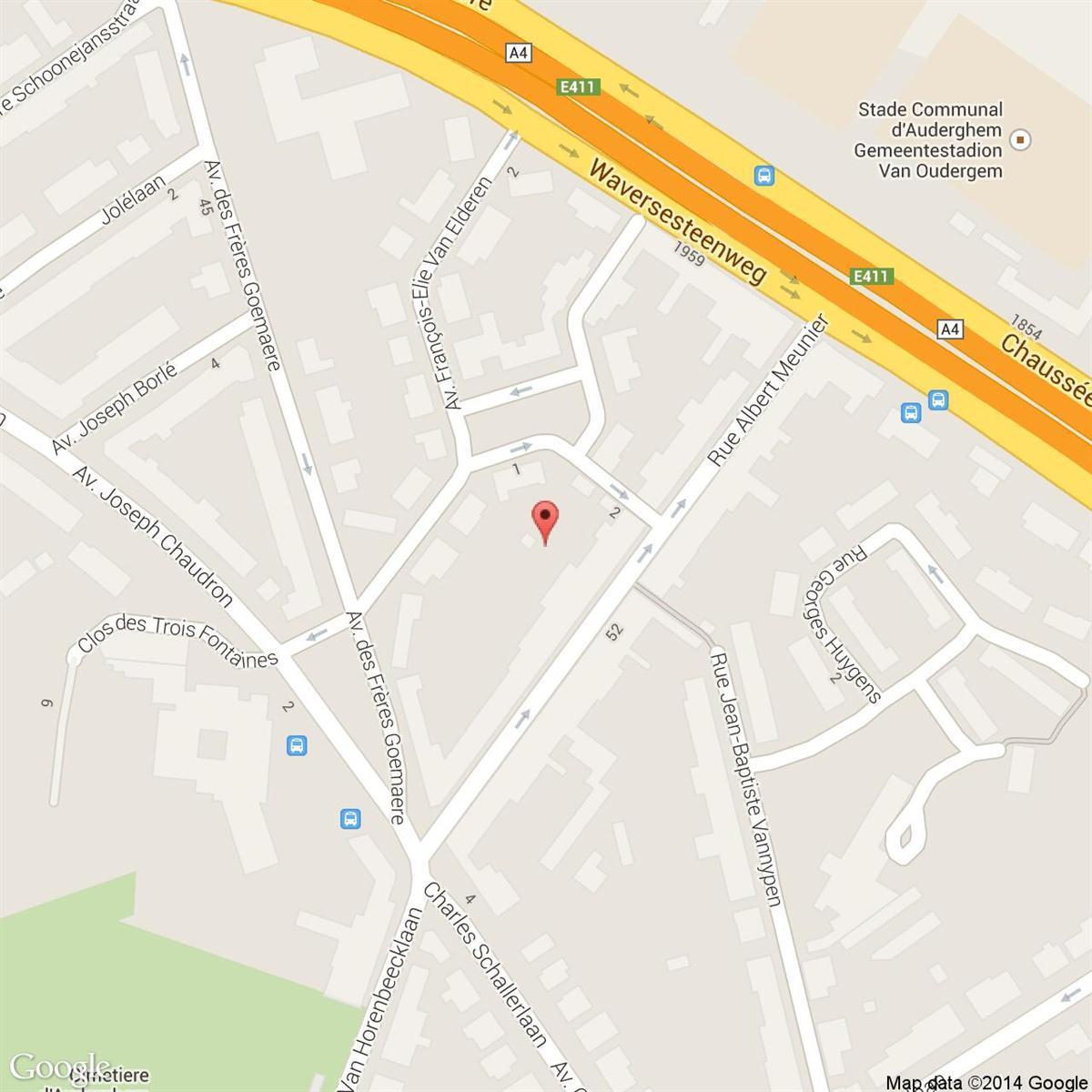 DEBROUX 54 - Auderghem - #2974723-5