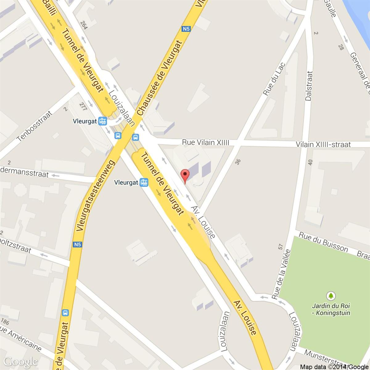 LOUISE 326 BLUE TOWER - Bruxelles - #2974746-3