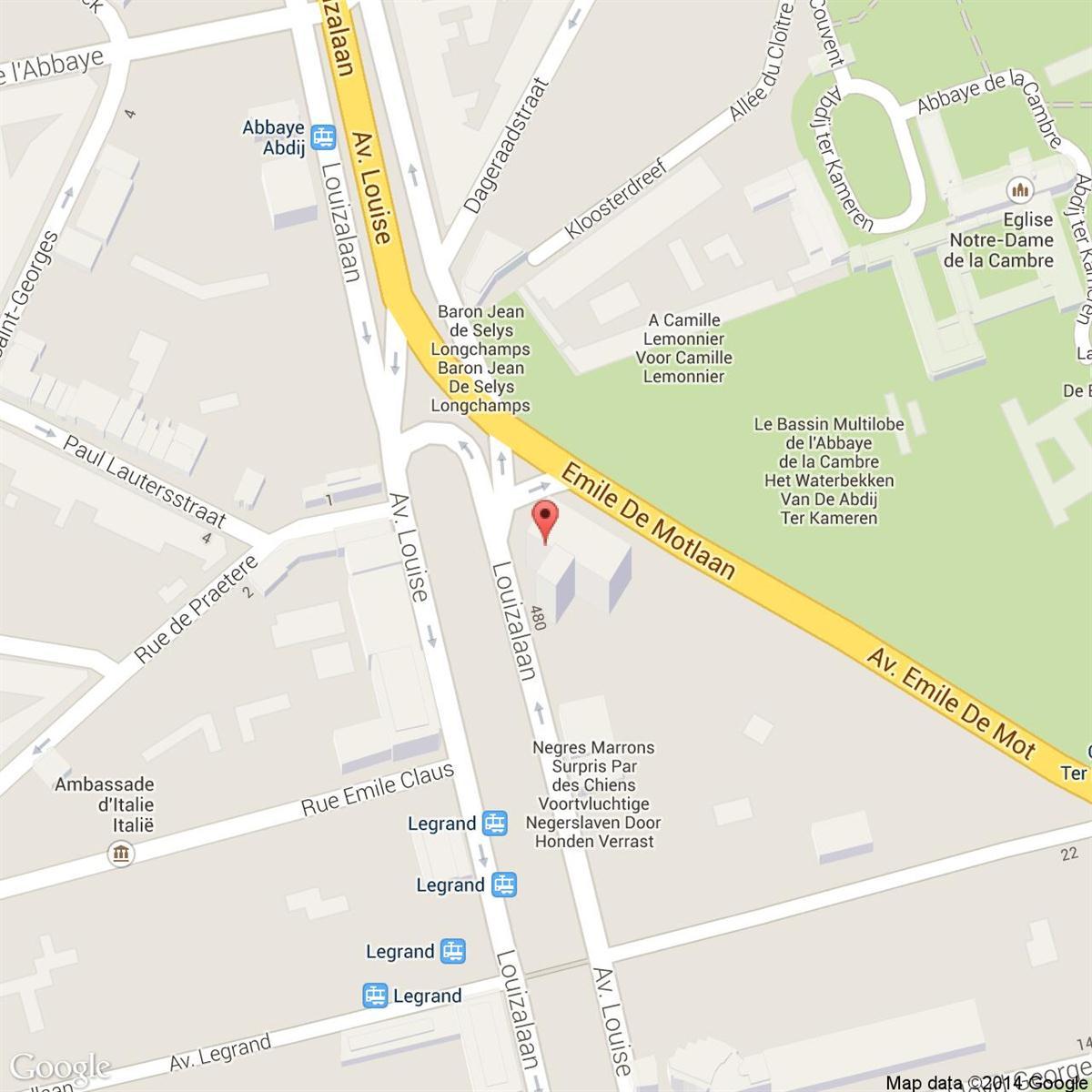 LOUISE 480    IT TOWER - Ixelles - #2974781-8