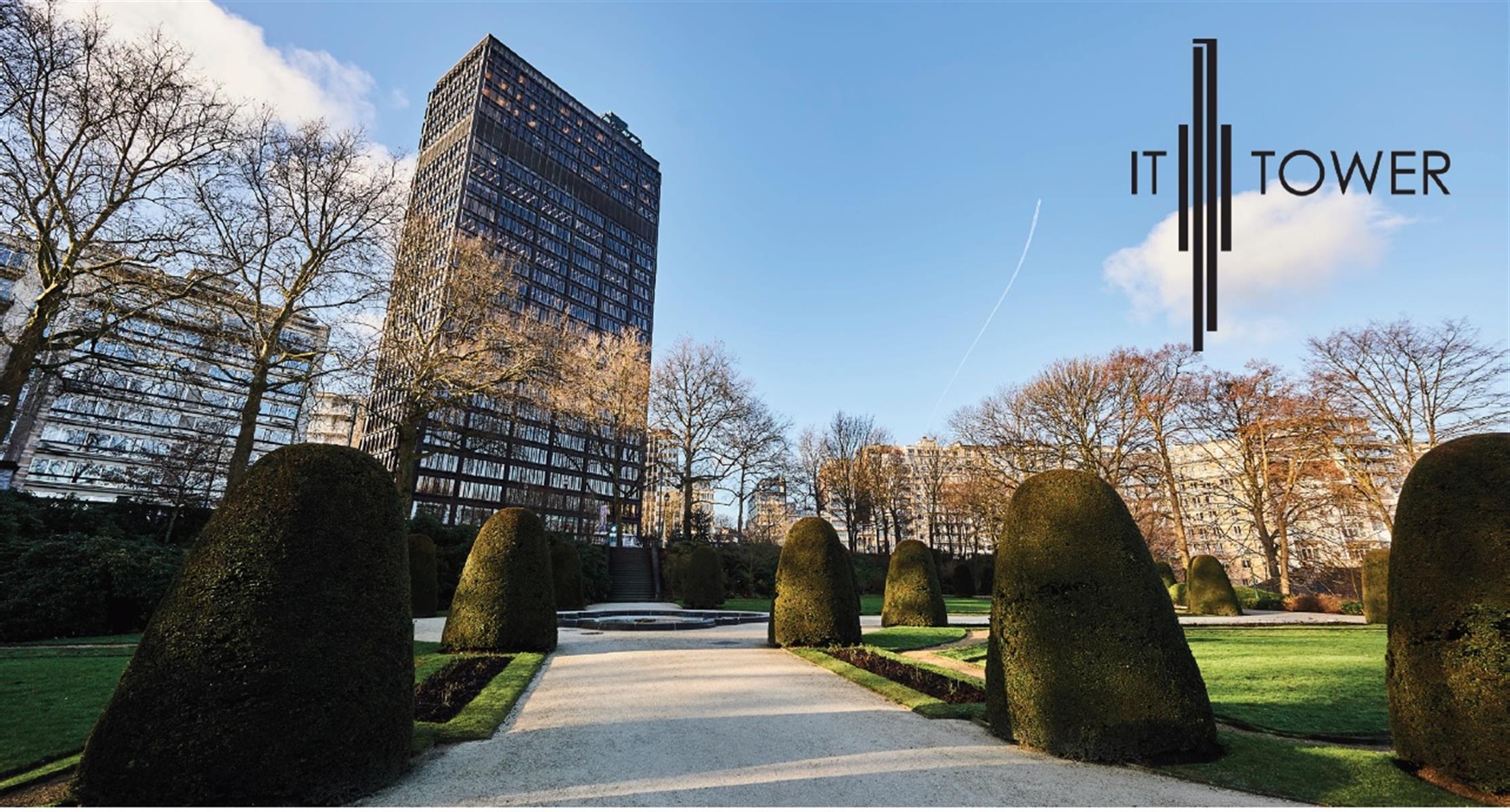 LOUISE 480    IT TOWER - Ixelles - #2974781-0