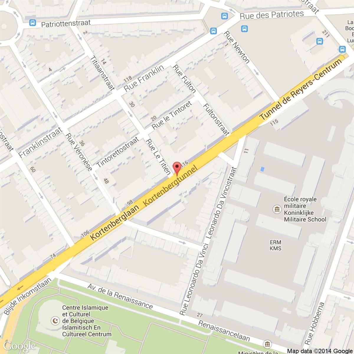 CORTENBERGH 120 - Etterbeek - #2974782-6