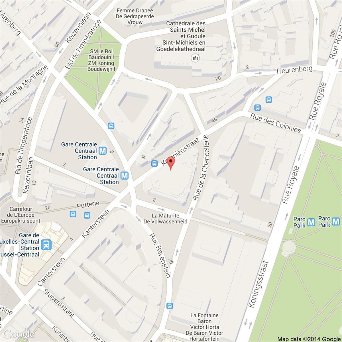COLONIES 11 - Bruxelles - #2974795-1