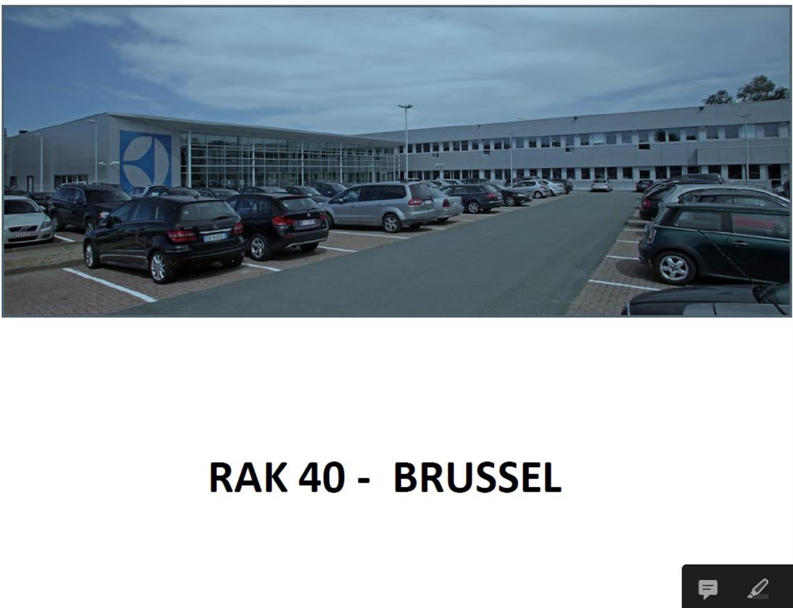 FUSEE 40 / RAKET 40 - Evere - #2974807-9