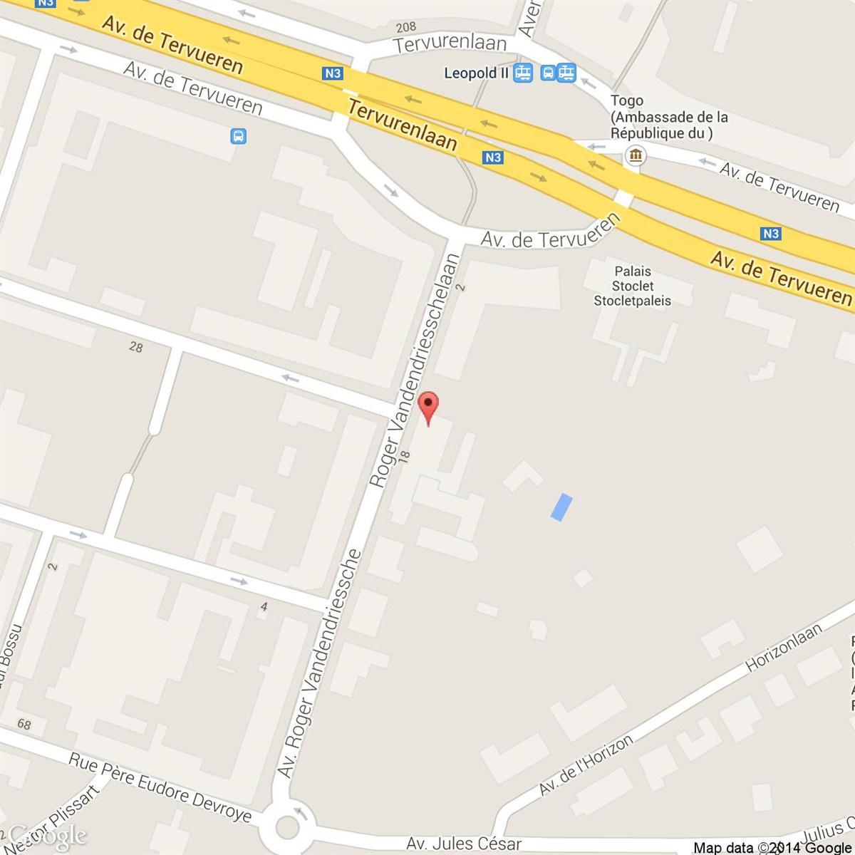 VANDENDRIESSCHE 18  - Woluwe-Saint-Pierre - #2974816-16