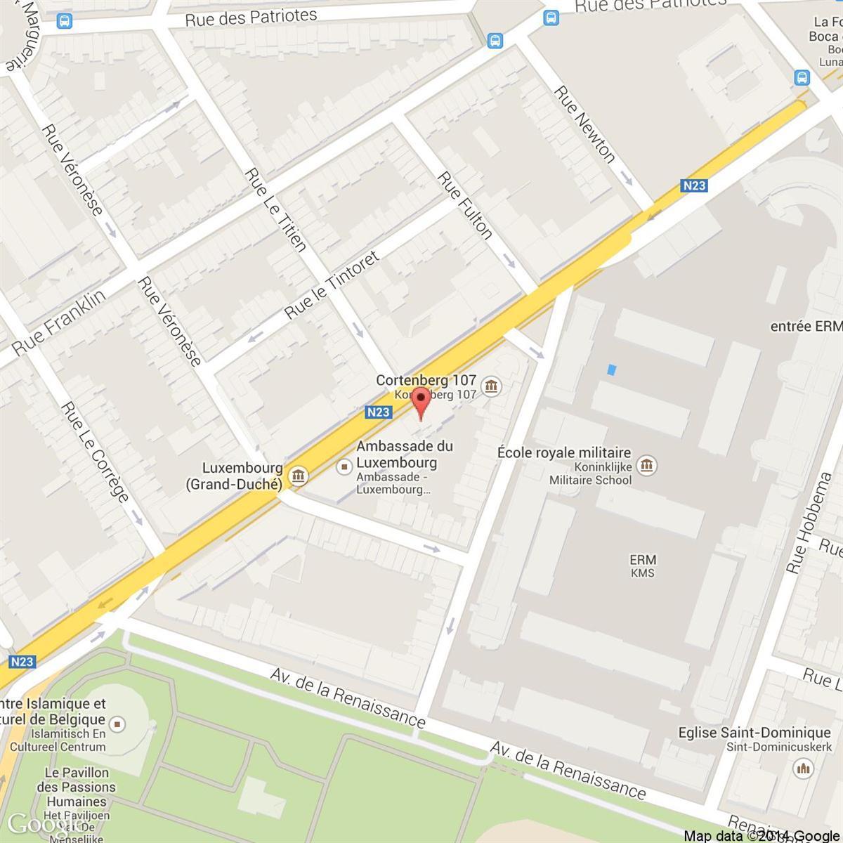 CORTENBERGH 89 - Bruxelles - #2974880-4