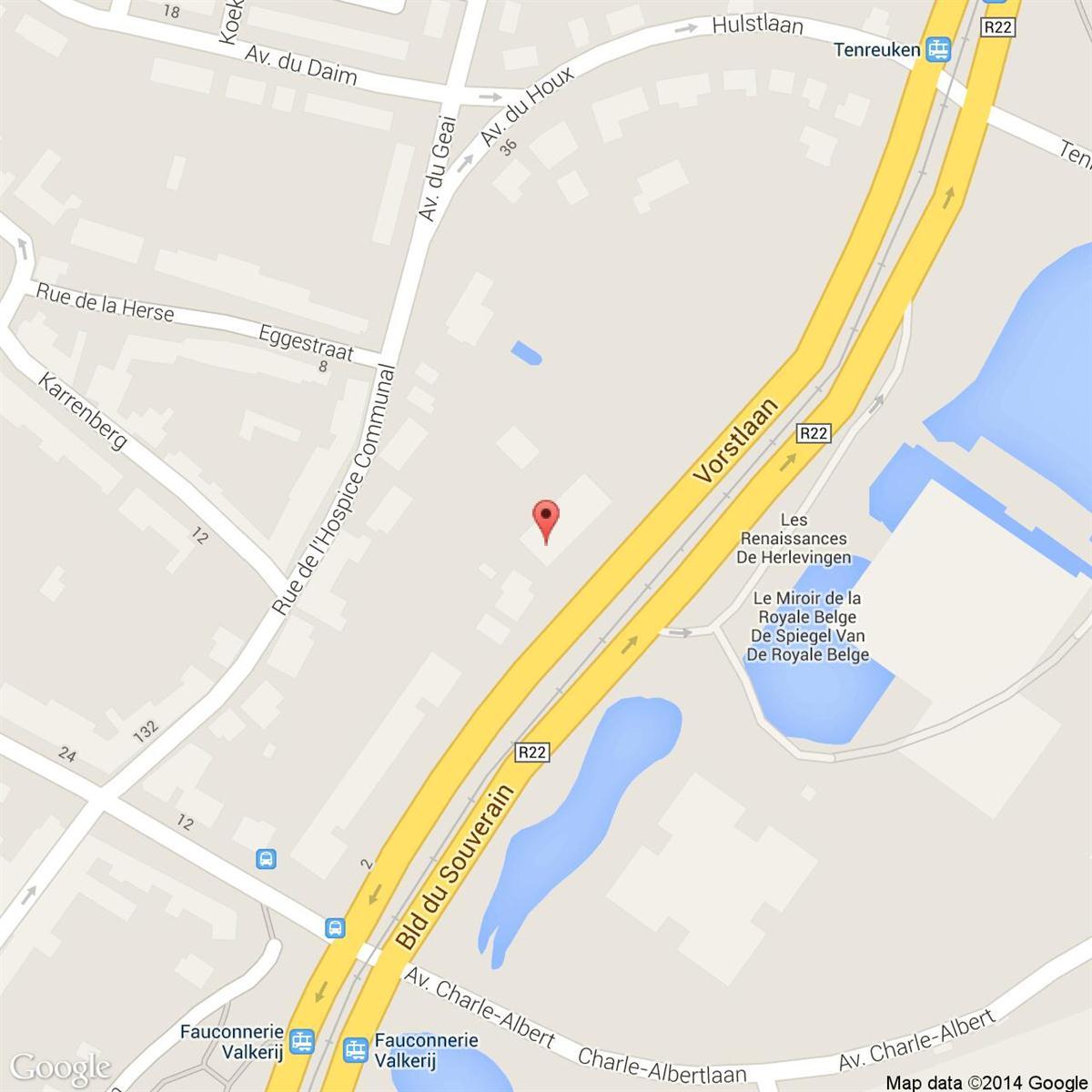 SOUVERAIN 30-34  - Watermael-Boitsfort - #2974907-1