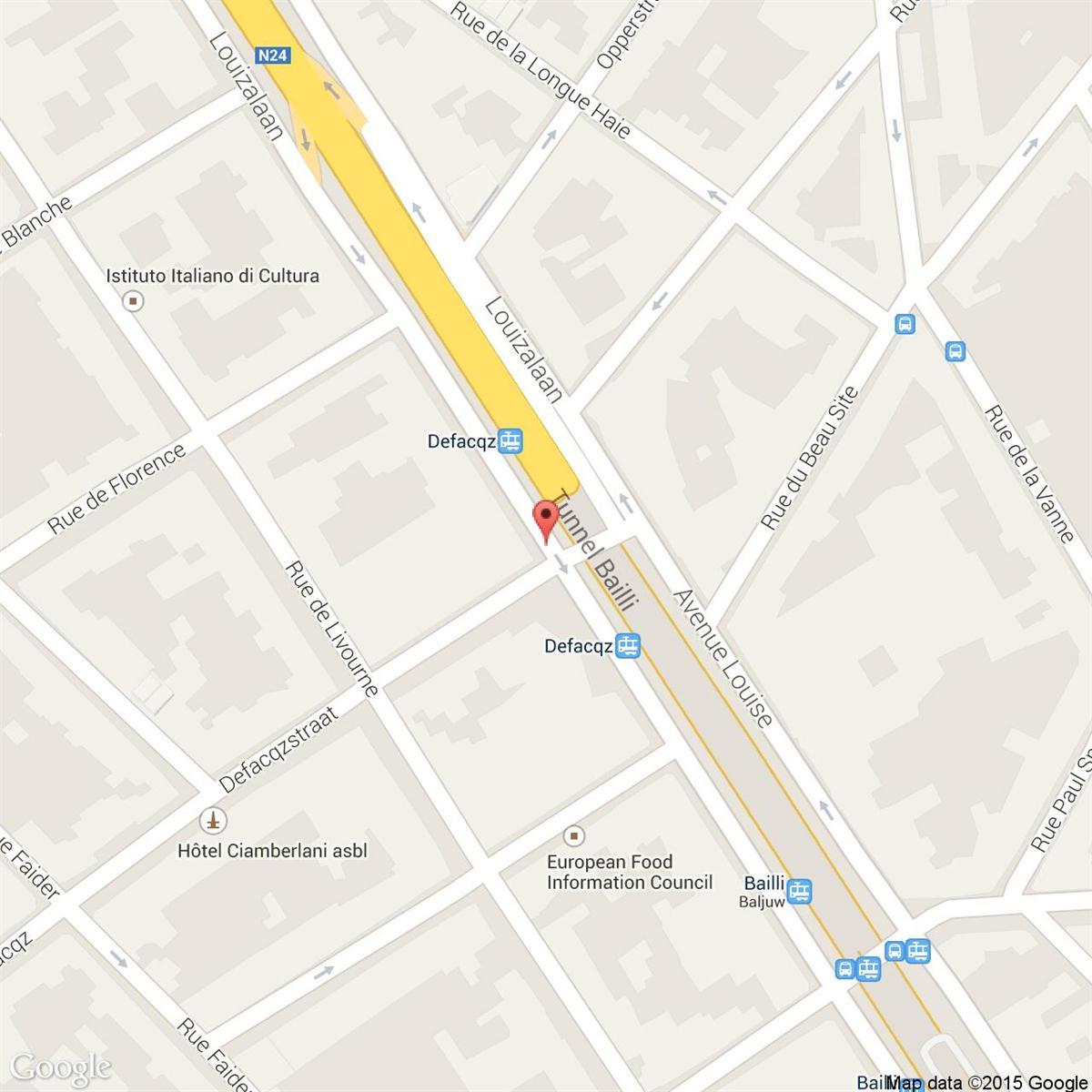 LOUISE 143   E-LITE - Ixelles - #2974929-4
