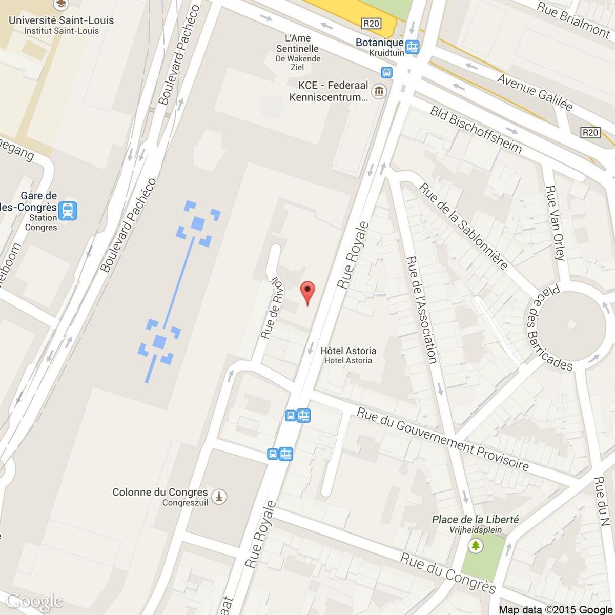 ROYAL CENTER OFFICE  ROYAL 180 - Bruxelles - #2974933-6