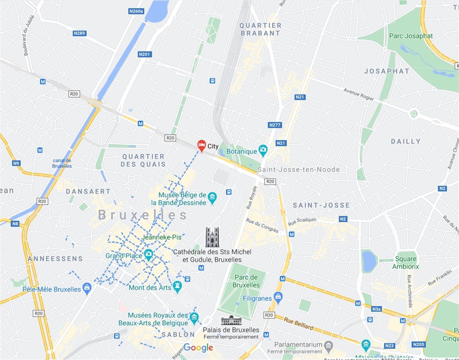 BOTANIQUE CITY CENTER - Bruxelles - #2974979-2