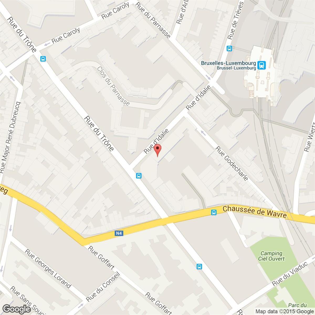 IDALIE 9-13 - Ixelles - #2975015-6