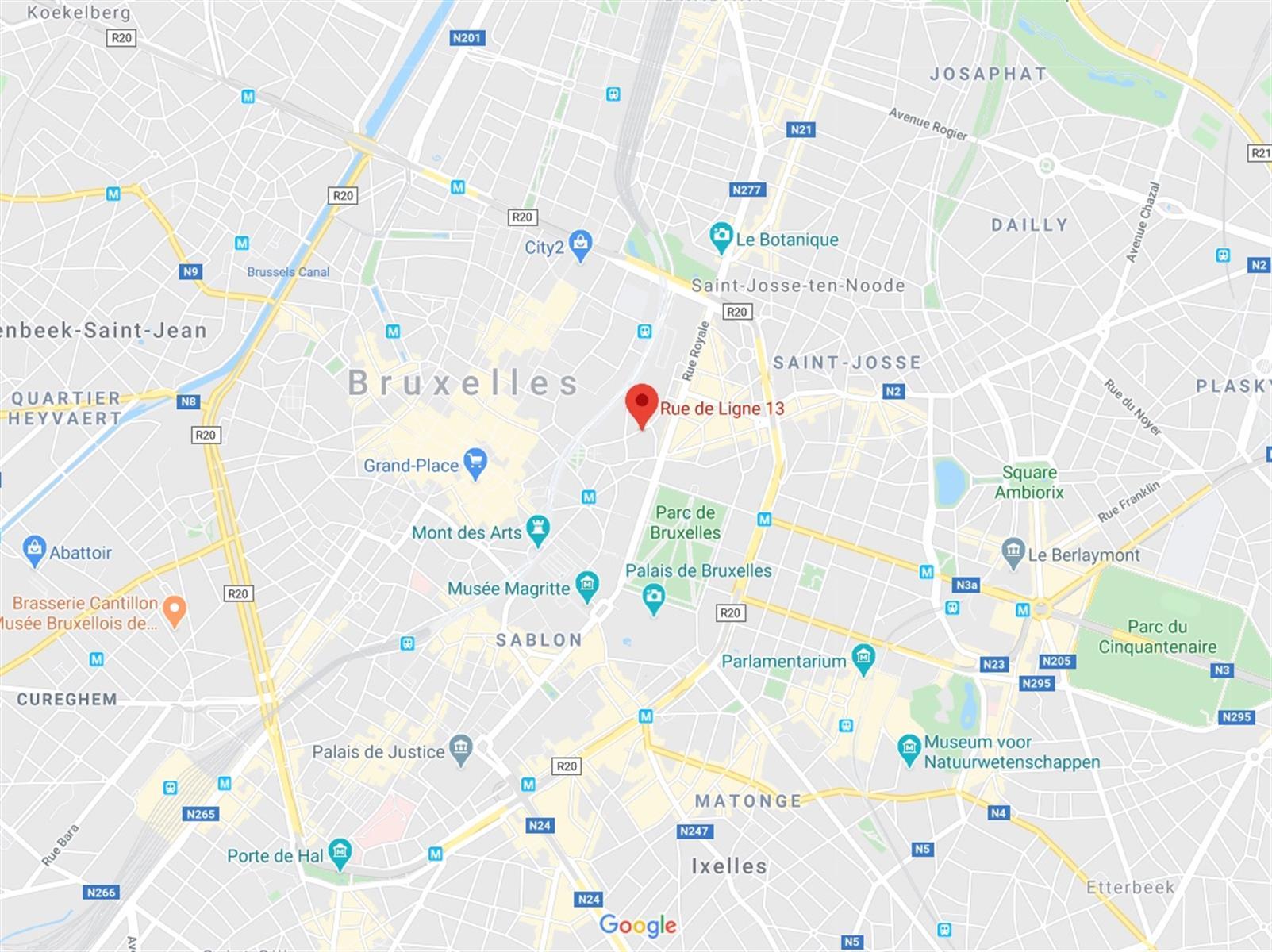 LIGNE 13 - Bruxelles - #2975025-6