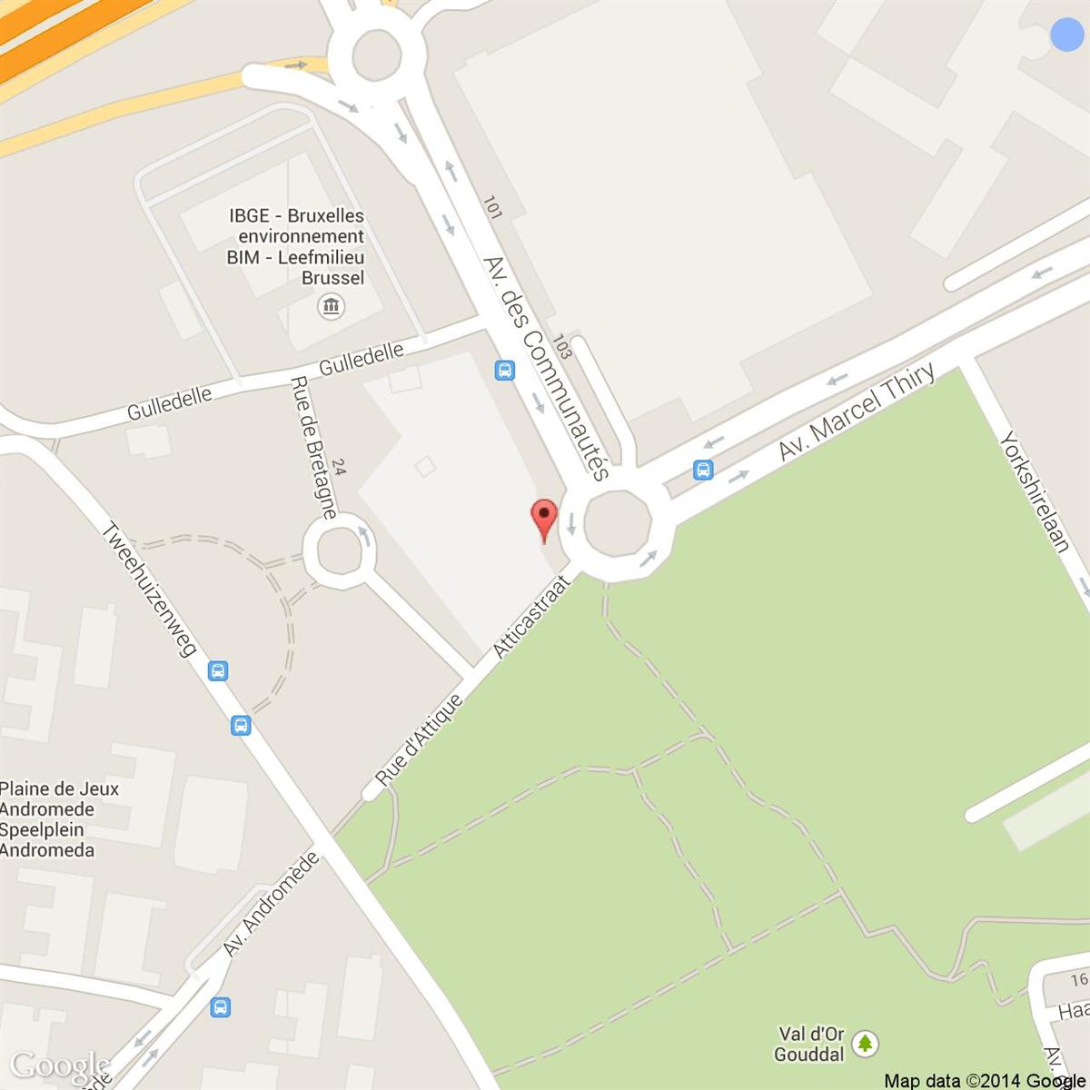 WOLUWE HEIGHTS COMMUNAUTES 110 S - Woluwe-Saint-Lambert - #2975026-2