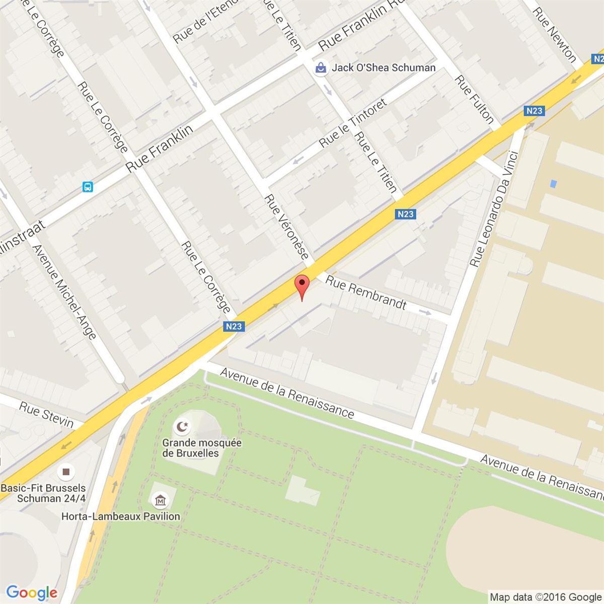 CORTENBERGH 71 - Etterbeek - #2975040-7