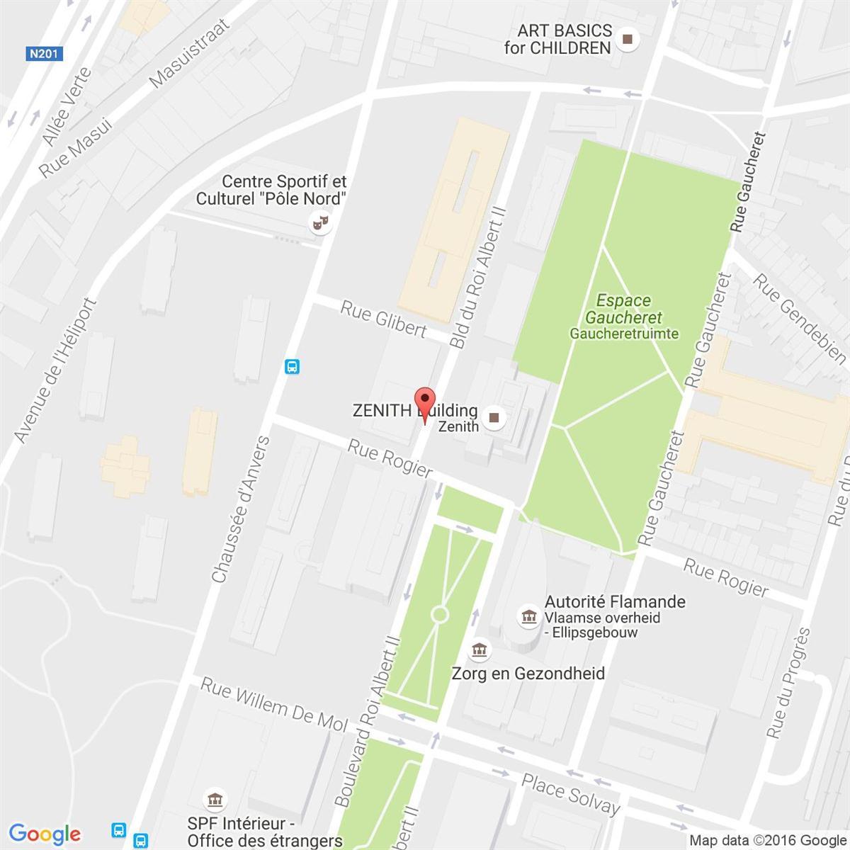 ALBERT II 19  PHOENIX 2.0 - Bruxelles - #2975222-3