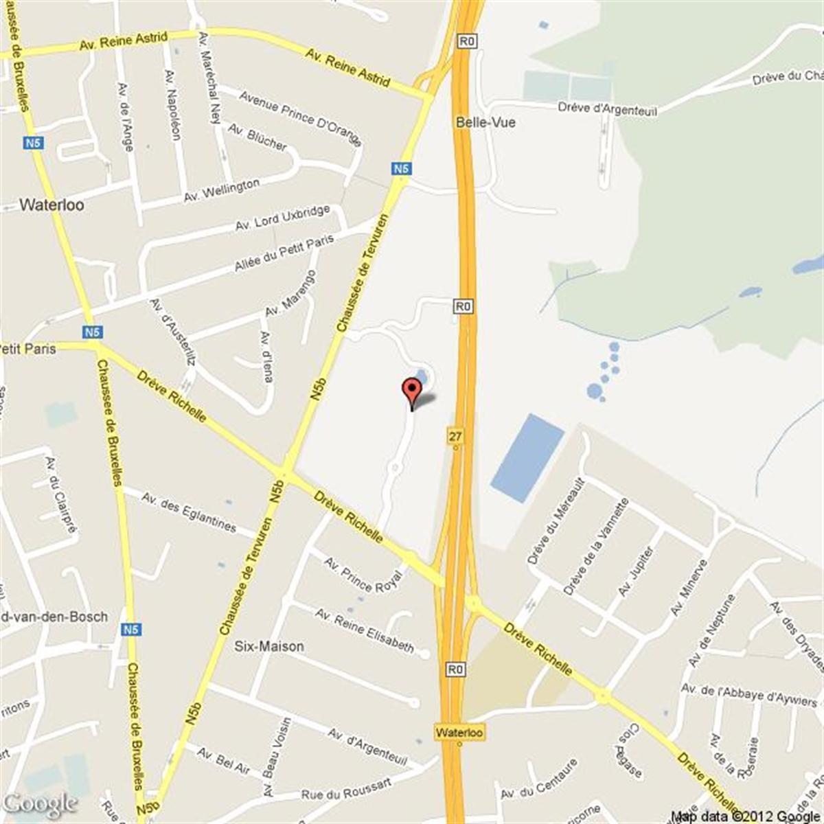 WATERLOO OFFICE WOP  O S - WATERLOO - #3583953-2