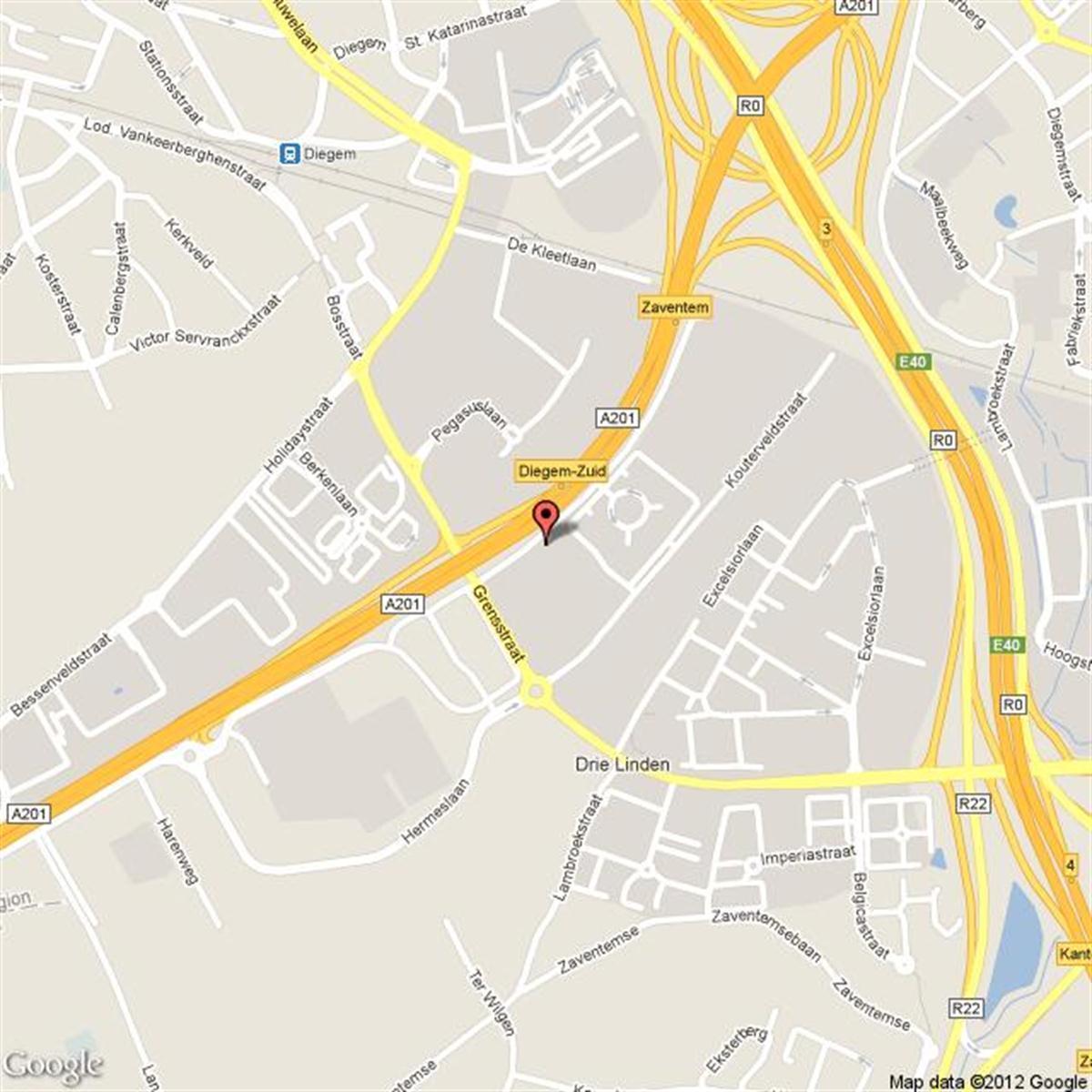 TWIN SQUARE Vendôme - DIEGEM - #3591827-2