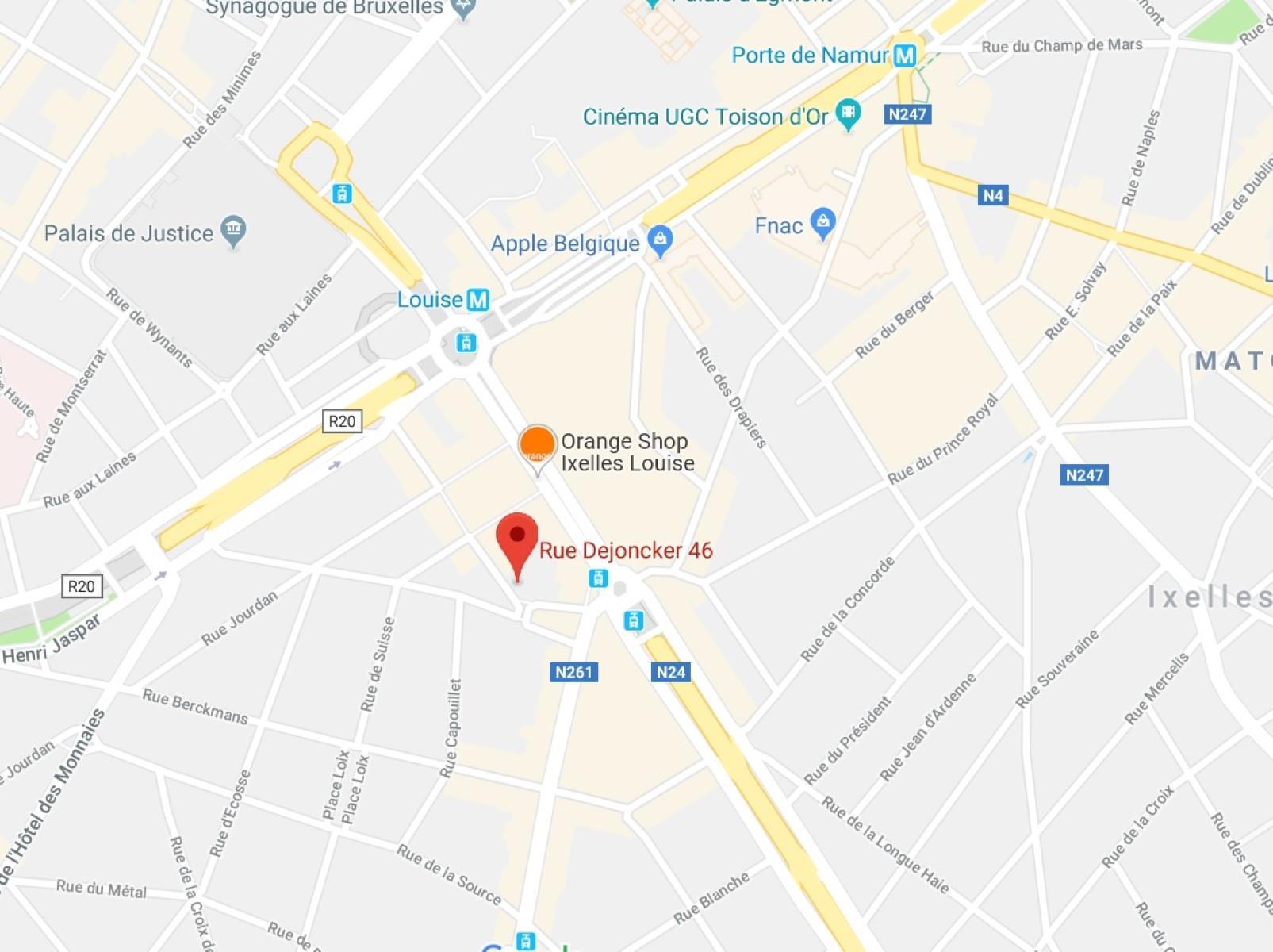 DEJONCKER 46 GARDEN STORE LOUISE - Ixelles - #3696861-18
