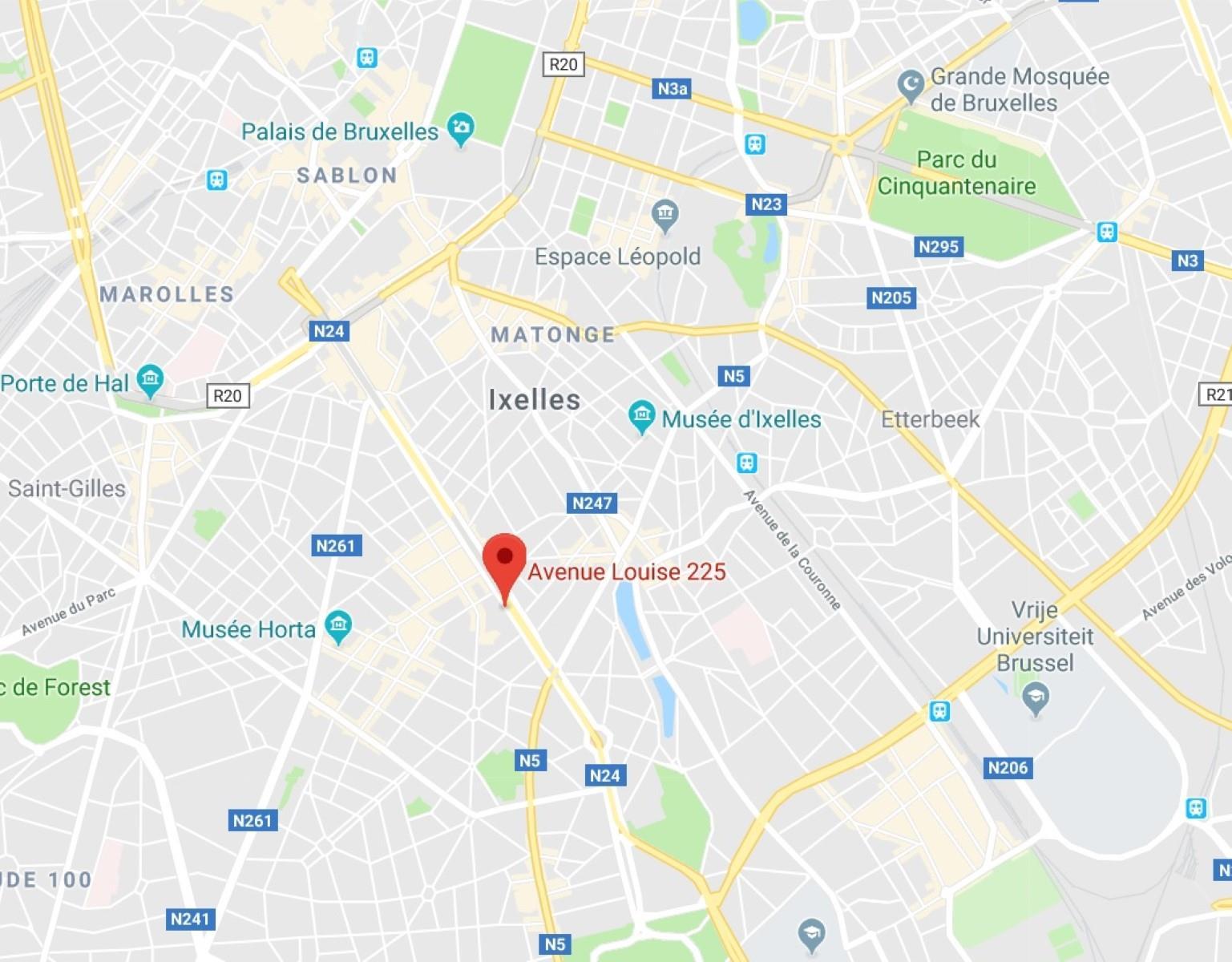SOLSTICE LOUISE 225 - Ixelles - #3712262-6