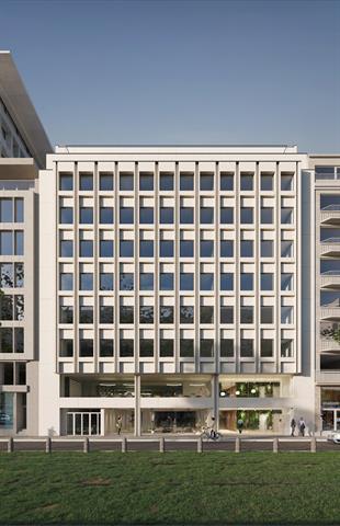 Immeuble de bureaux - Ixelles - #3712262-5