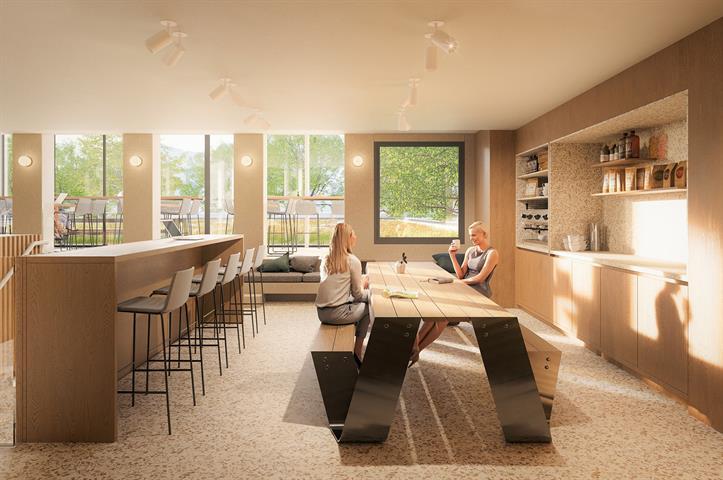 Immeuble de bureaux - Ixelles - #3712262-3