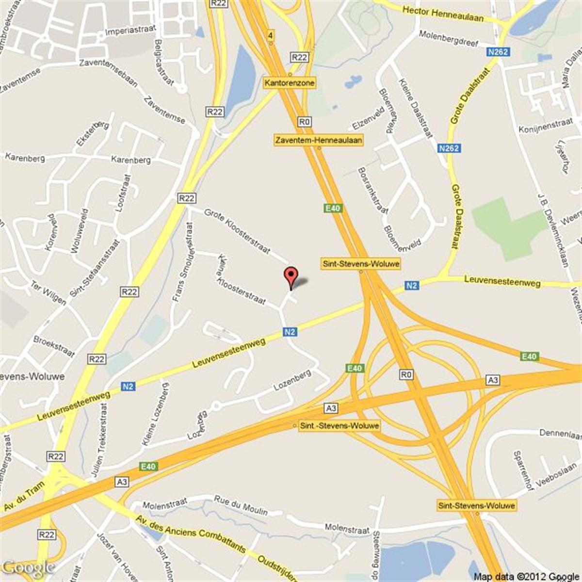 CLUSTERPARK Rombouts 3   S - SINT-STEVENS-WOLUWE - #3743402-2