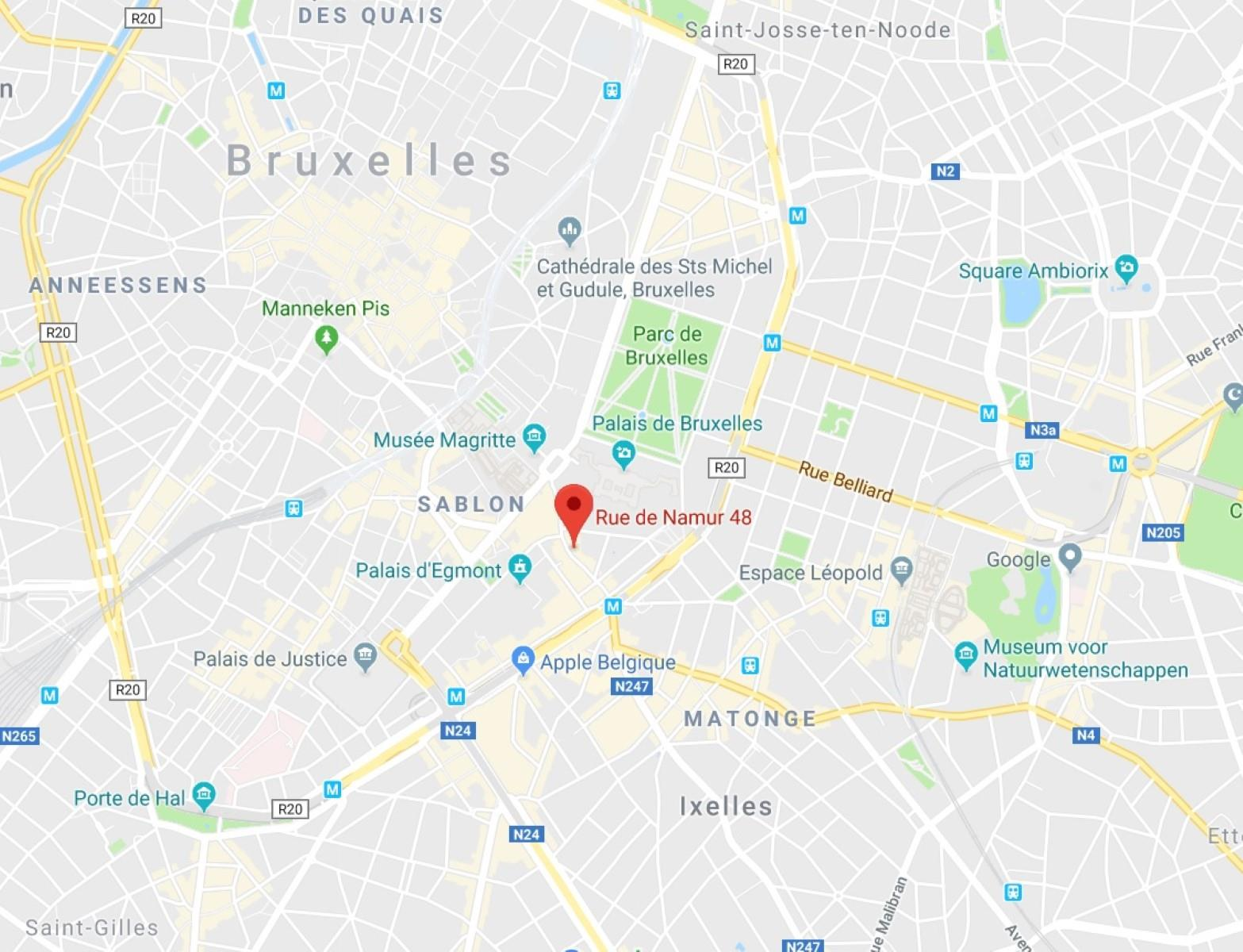 NAMUR 48 - Bruxelles - #3771730-4