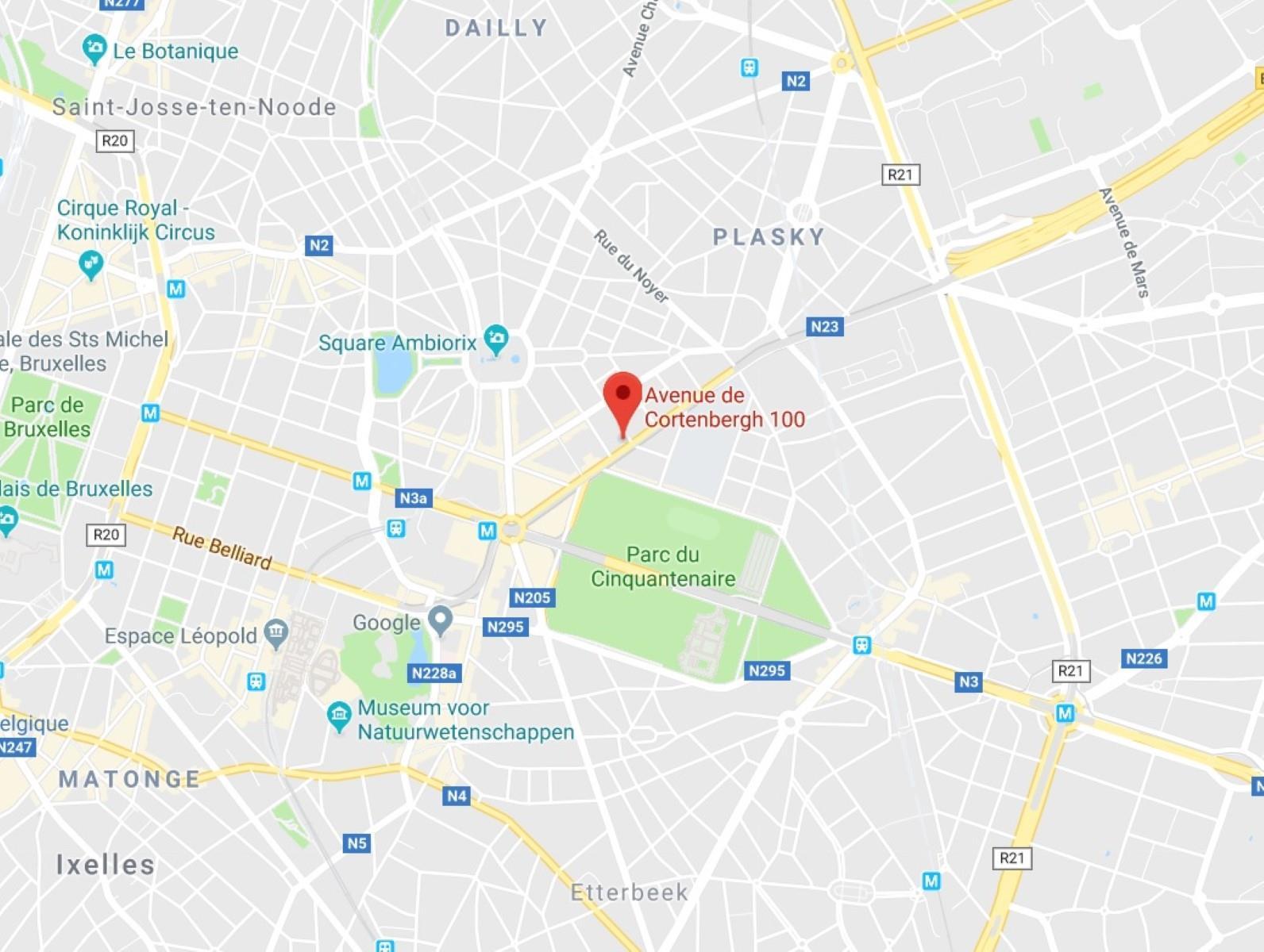 CORTENBERGH 100 - Bruxelles - #3862333-2
