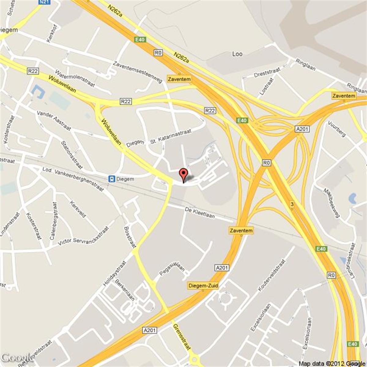 PARK STATION   L - DIEGEM - #3870384-6