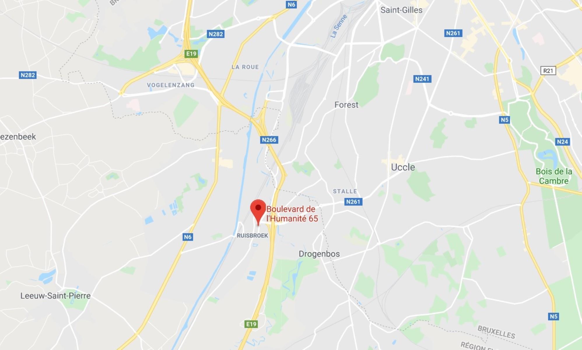 HUMANITE 65 - Sint-Pieters-Leeuw Ruisbroek - #3875477-1
