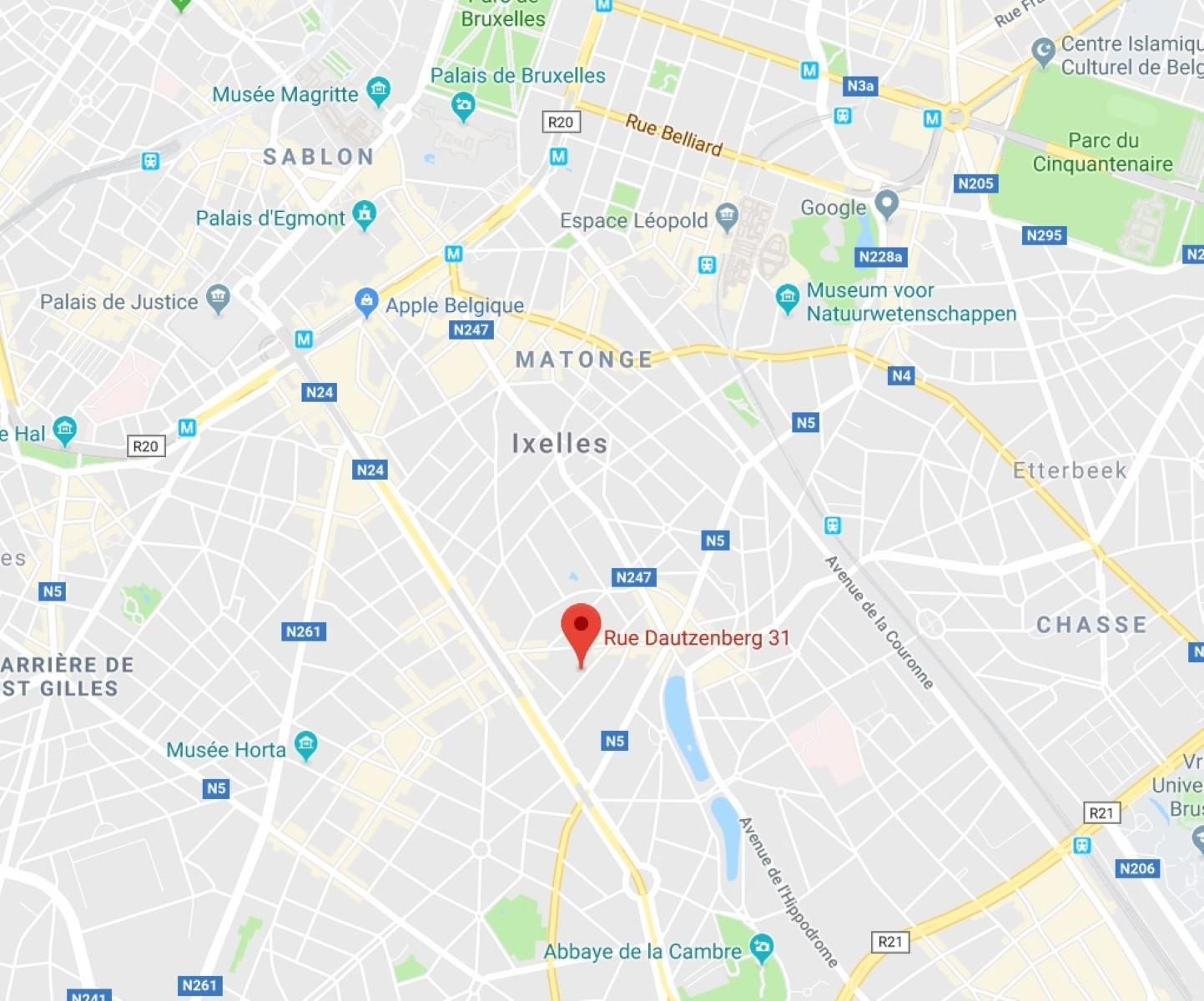 DAUTZENBERG 31 S - Ixelles - #3878109-1
