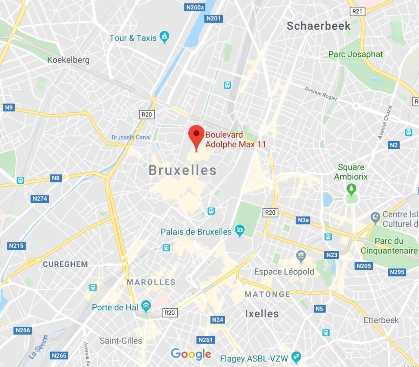 ADOLPHE MAX 11-17 - Bruxelles - #3927657-2