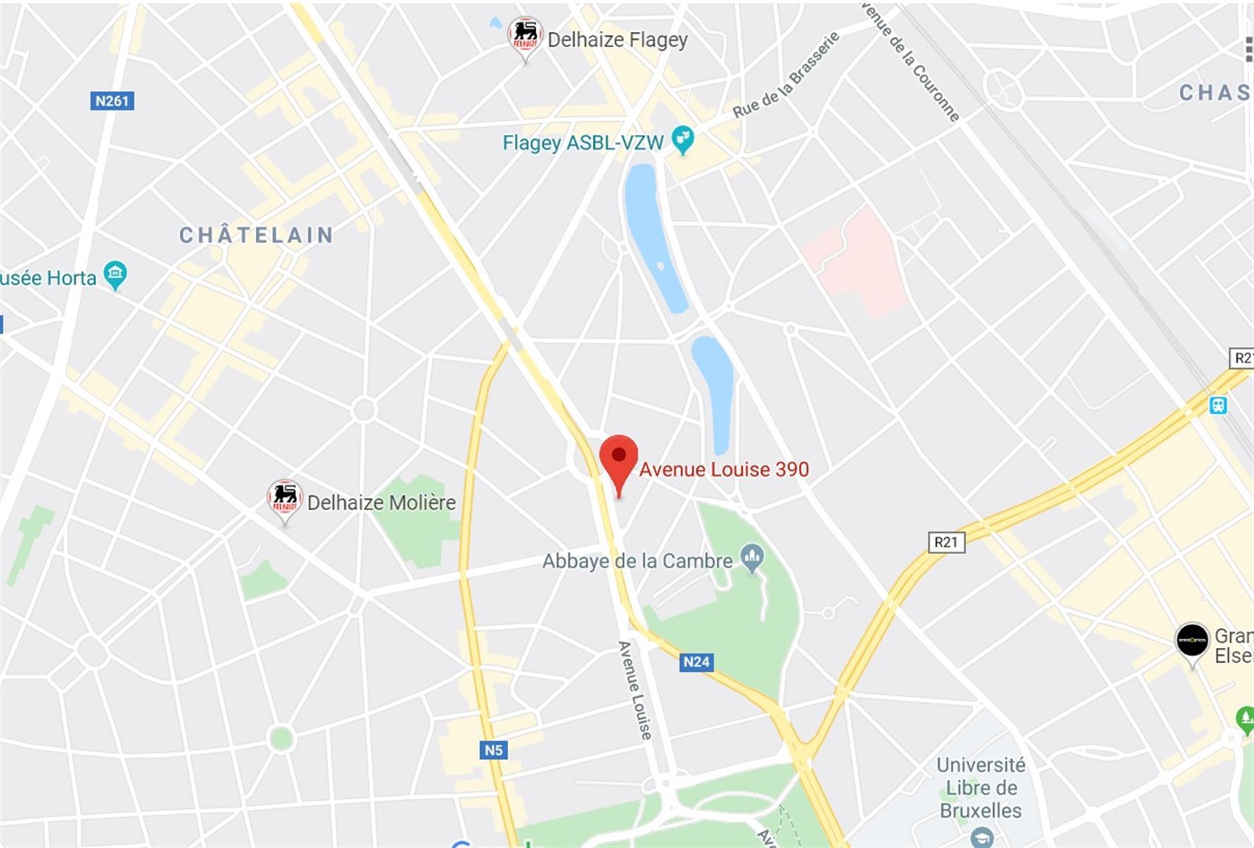 LOUISE 390  - Ixelles - #3927984-4