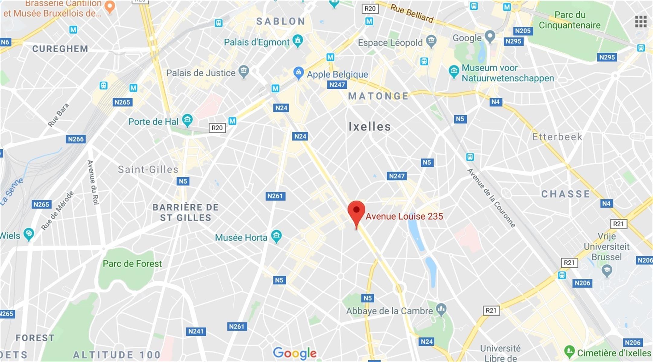 LOUISE 235  PLATINUM - Ixelles - #3936061-6