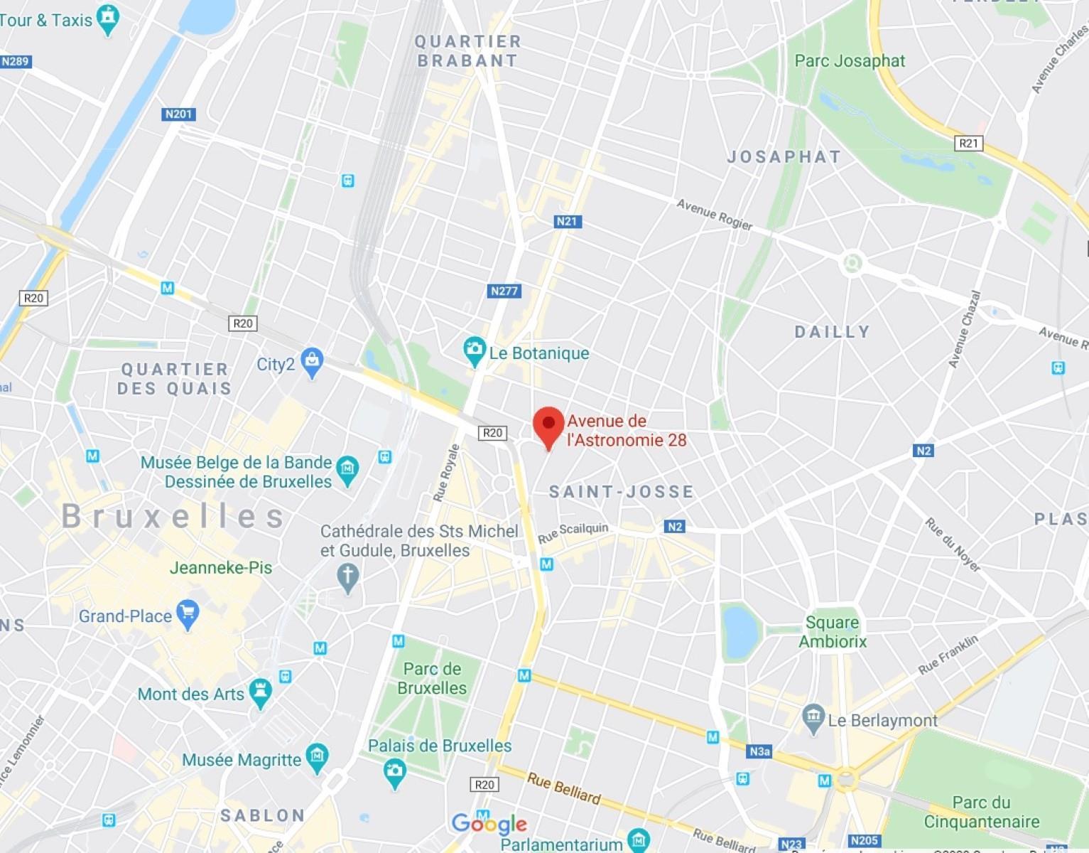 ASTRONOMIE 28-30 - Saint-Josse-ten-Noode - #3979253-2