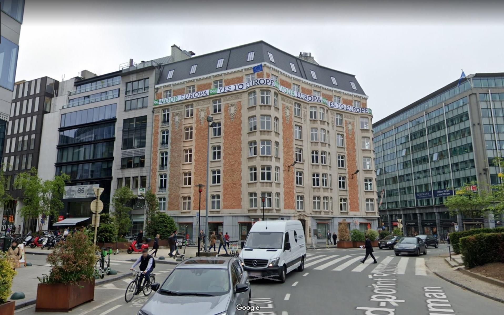 SCHUMAN 9 S - Bruxelles - #3983283-3