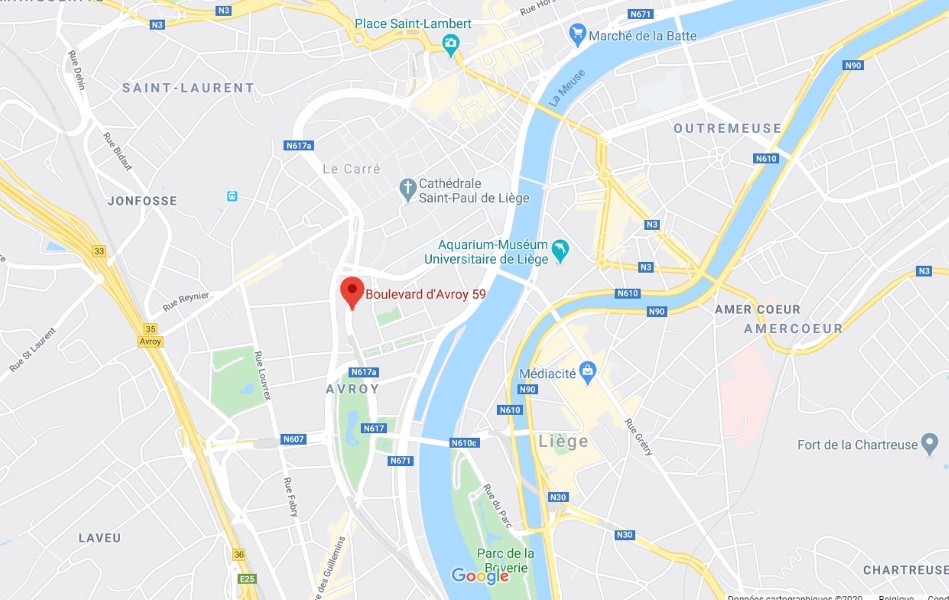 AVROY 59-65 - Liège - #3983532-3