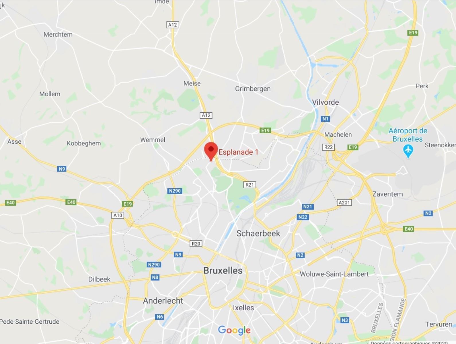 ESPLANADE 1 - Laeken - #3984027-3