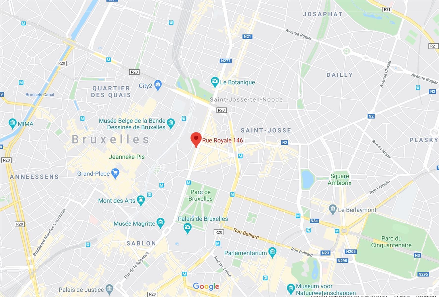 ROYALE 144-146 - Bruxelles - #3985693-11
