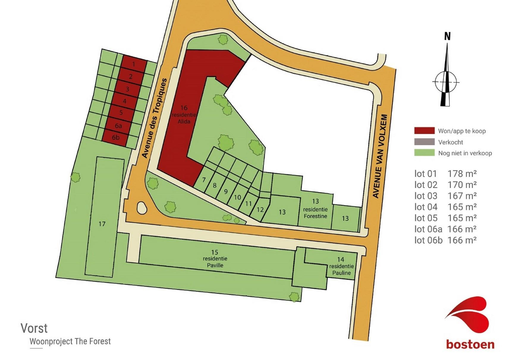 """FOREST PHASE II MAISONS"" - Forest - #4018560-7"