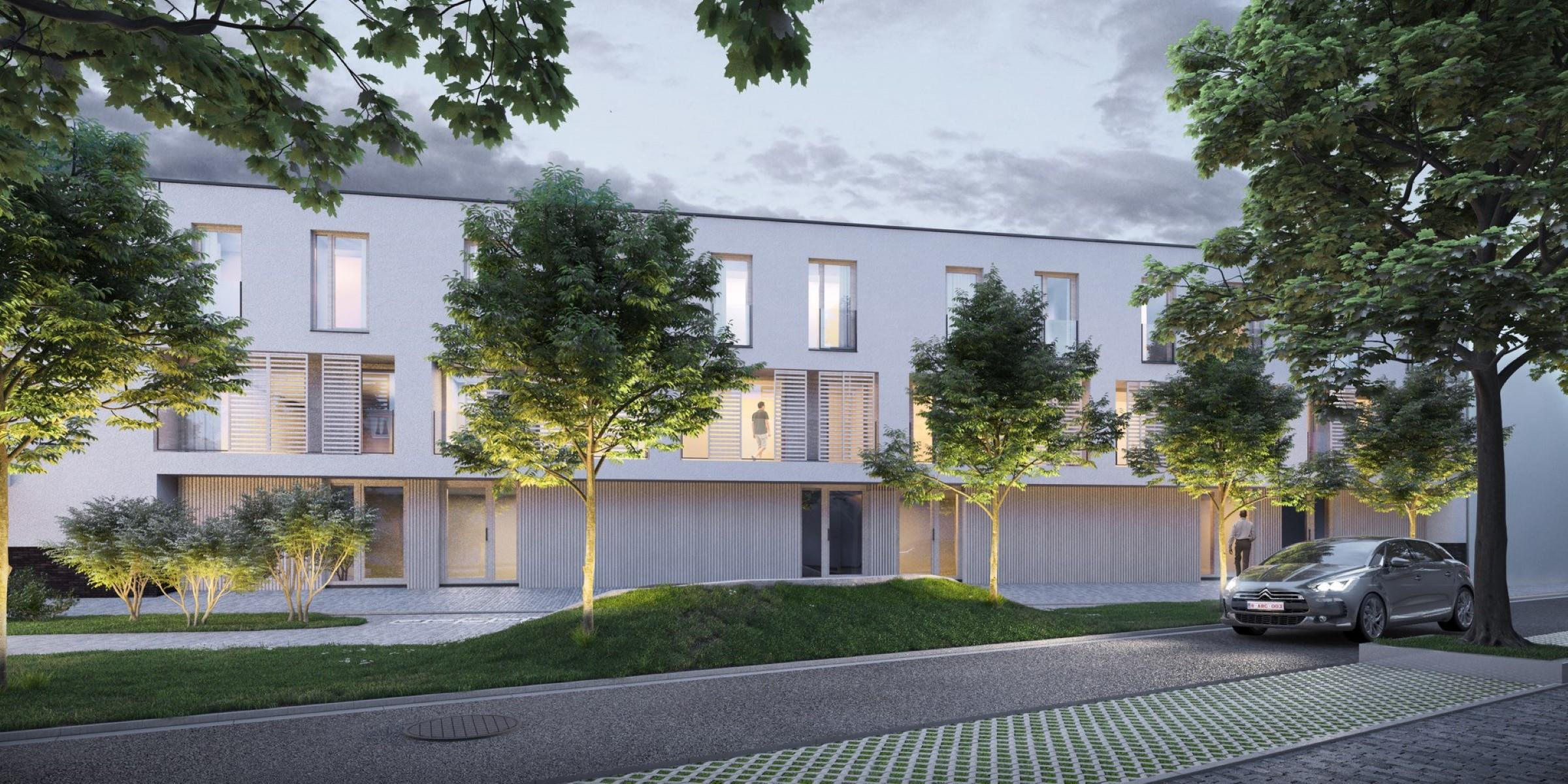 """FOREST PHASE II MAISONS"" - Forest - #4018560-5"