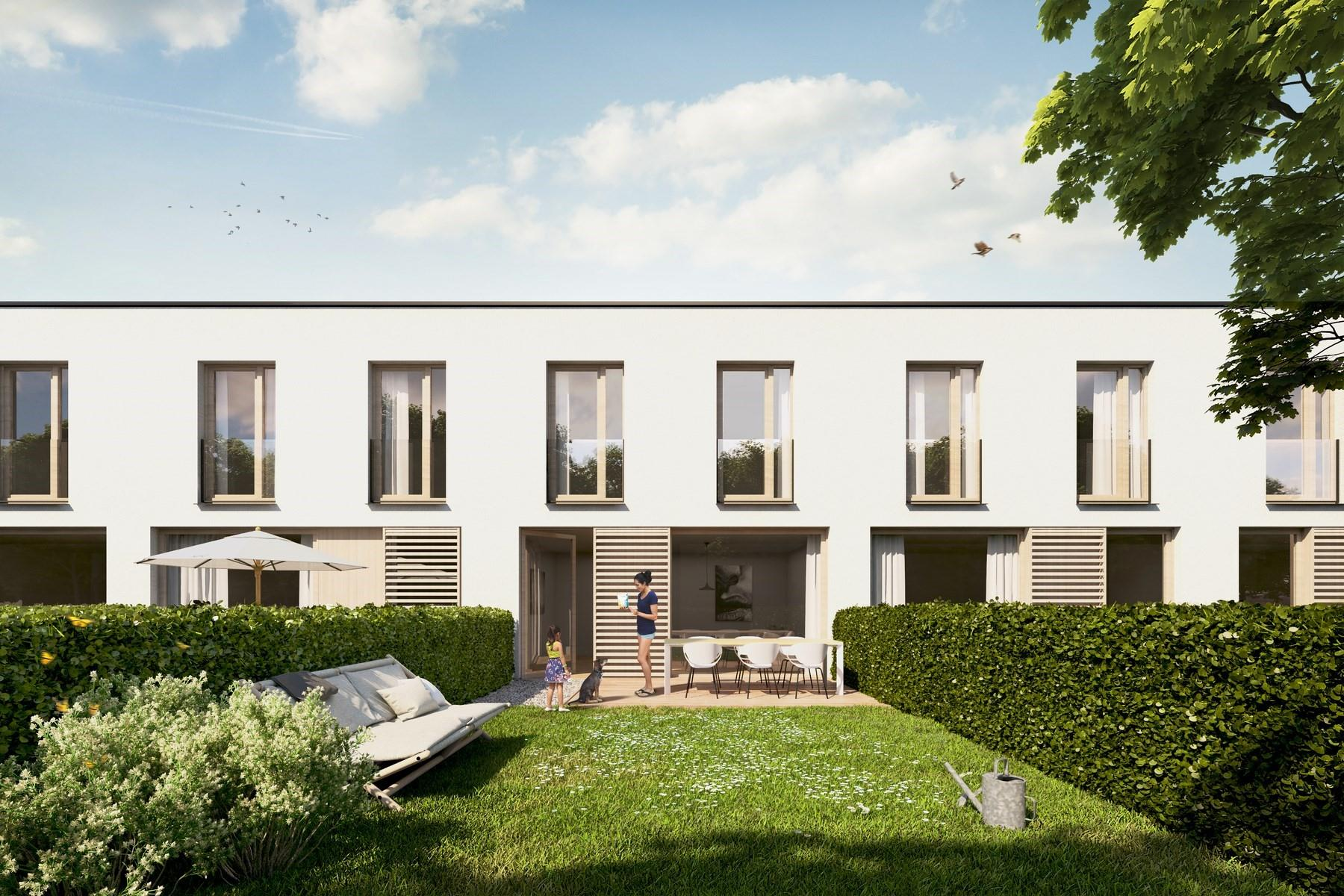 """FOREST PHASE II MAISONS"" - Forest - #4018560-6"