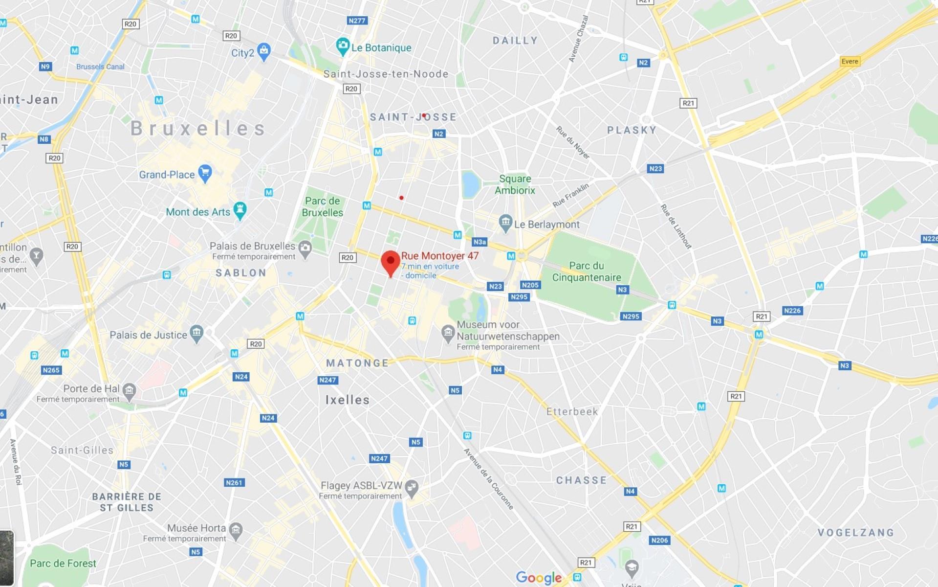 MONTOYER 47 - Bruxelles - #4026234-2