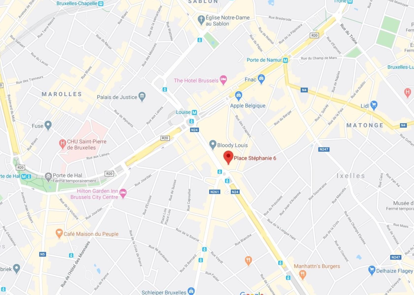 STEPHANIE 6 - Bruxelles - #4026337-1