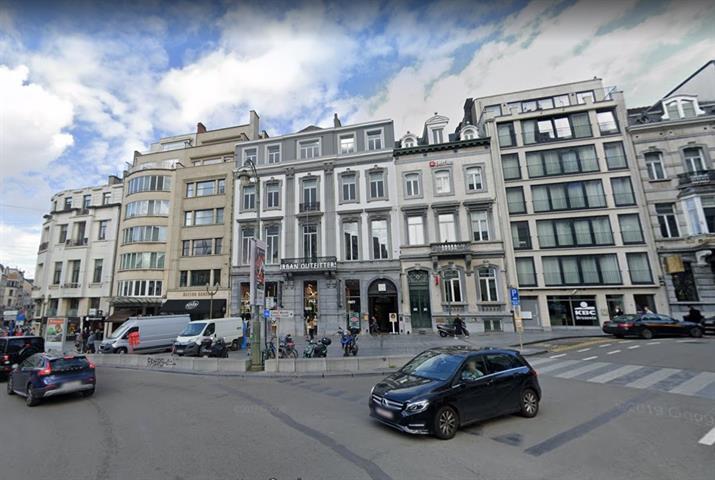 Immeuble de bureaux - Bruxelles - #4026337-0