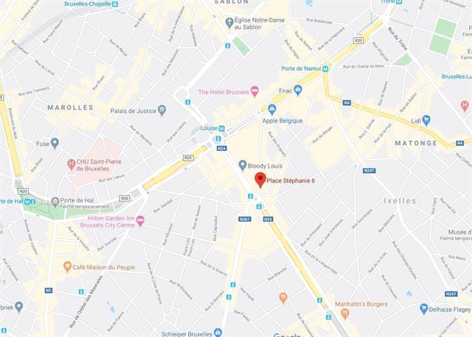 Immeuble de bureaux - Bruxelles - #4026337-1