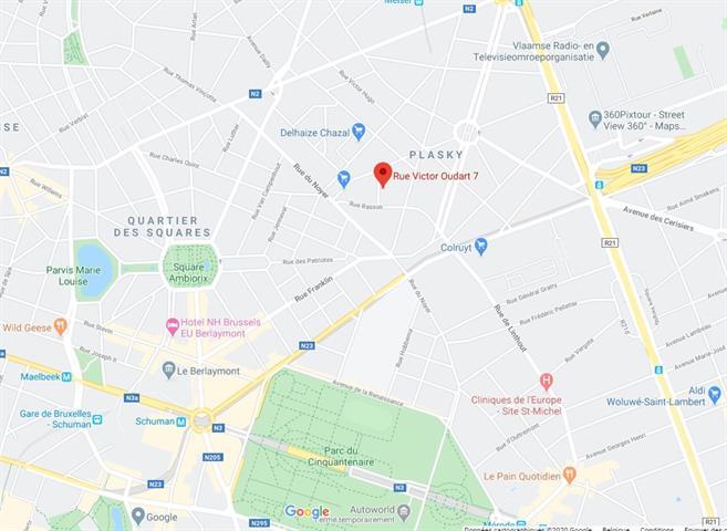 Kantoorgebouw - Schaerbeek - #4051790-9
