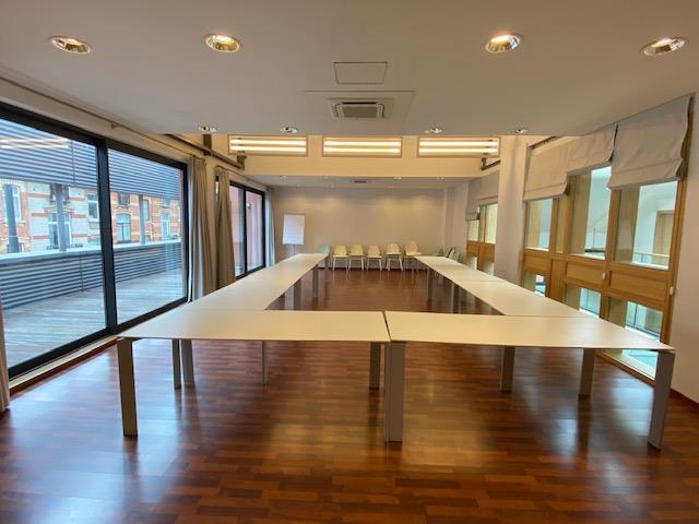 Kantoorgebouw - Schaerbeek - #4051790-14