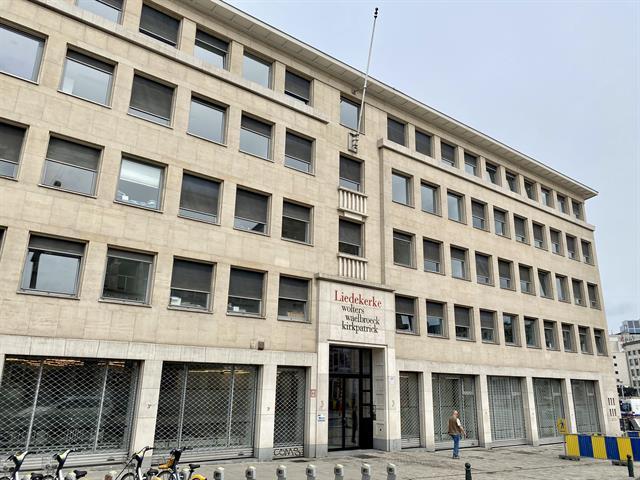 Immeuble de bureaux - Bruxelles - #4064622-1